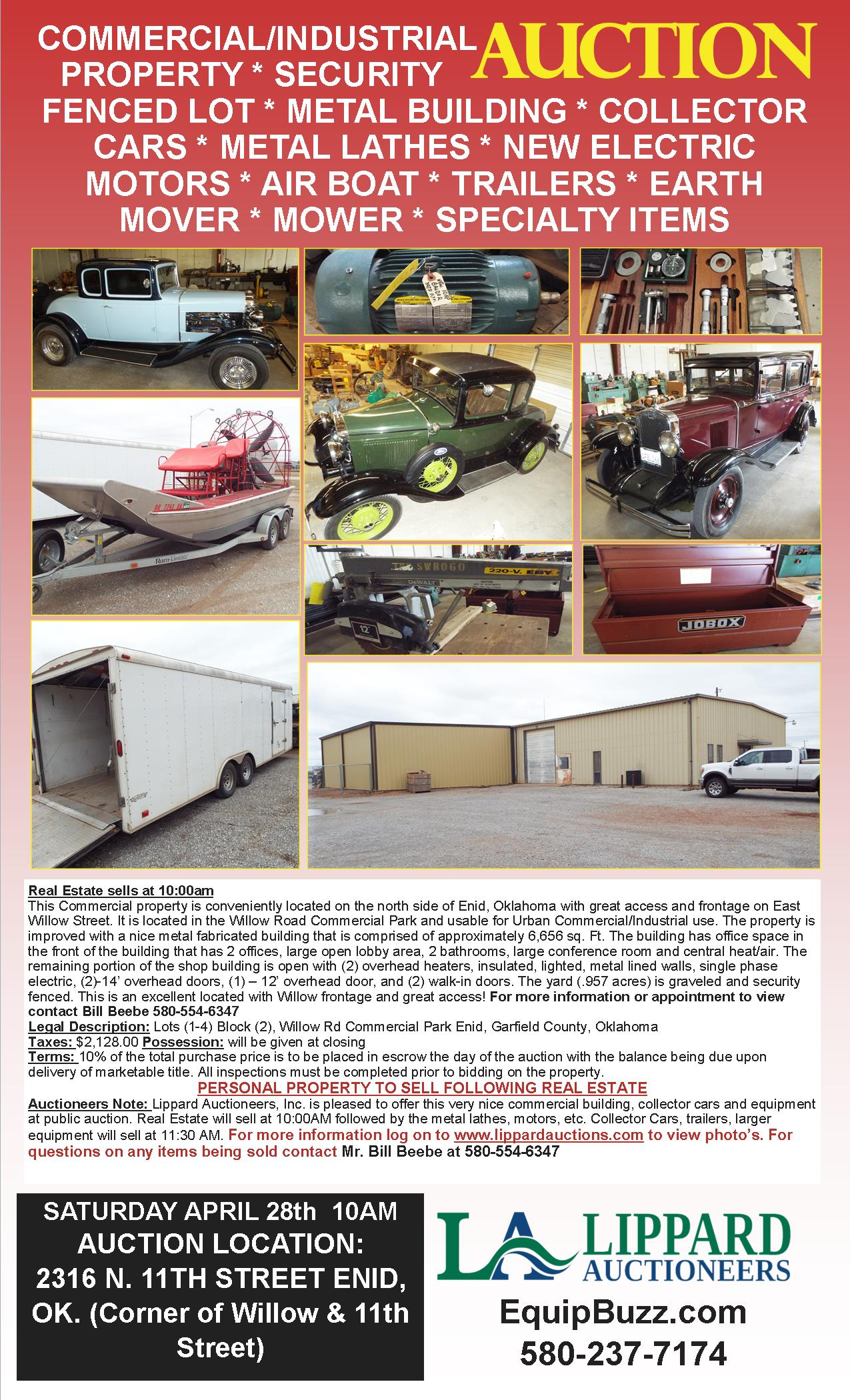 View Auction Flyer