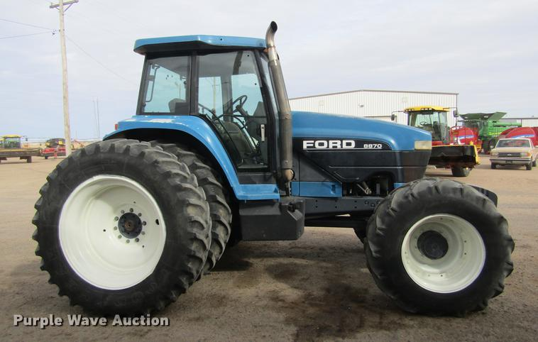 1994 Ford New Holland 8870